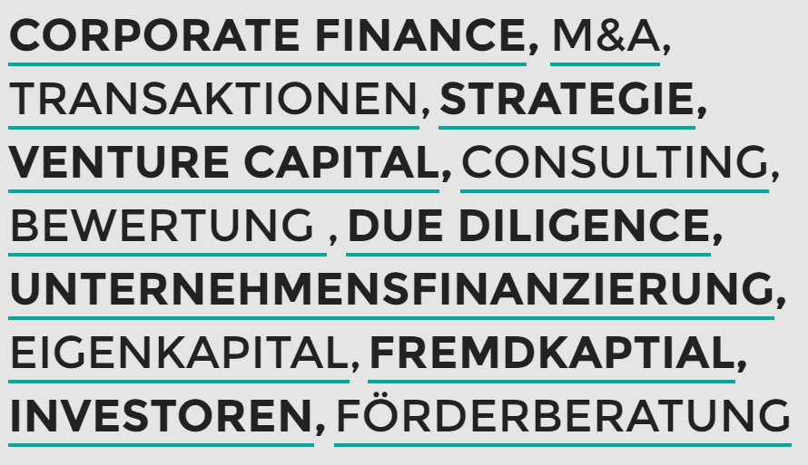 Corporate Finance Linz